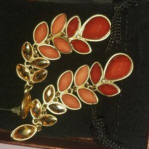 New Gold Dangly Earrings